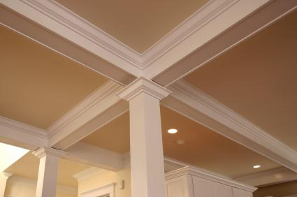 Decorative Ceiling Beams on coffered ceiling designs pictures