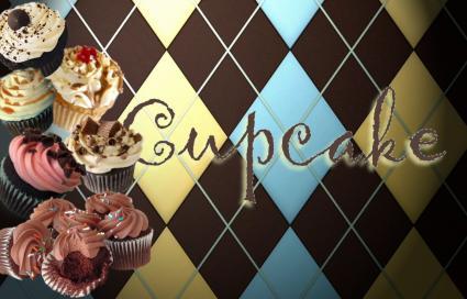Cupcake art decor