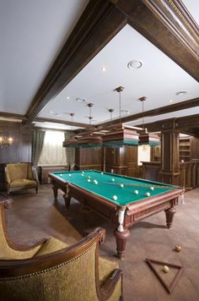 Pool Room Decorating Ideas 15 homes with amazing pool tables that are anything but an eyesore photos huffpost Turn