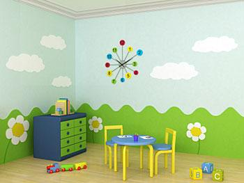 Baby Room Wall Decals - Baby room wall decals