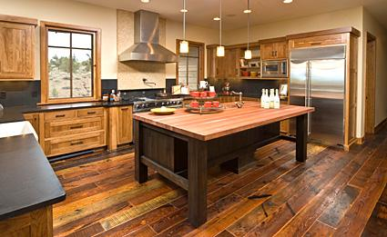 Rustic kitchenRustic Contemporary Interior Design. Rustic Home Interior Design. Home Design Ideas