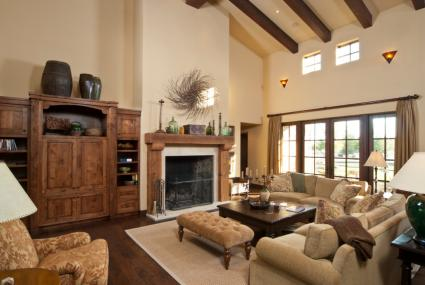 farmhouse living room decorating ideas - Farmhouse Interior Design Ideas