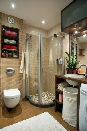 Small Bathroom Source Small Bathrooms Have Many Design