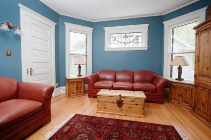 southwestern living room