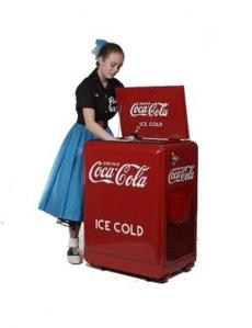 Retro Coca-Cola Chest