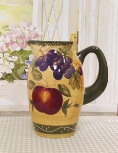 Tuscan Serve Ware Pitcher
