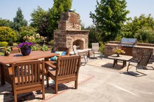 Outdoor Kitchen Furniture