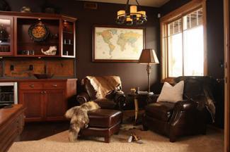 Tanna by Design interior room