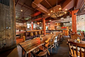 BBQ Restaurant Dcor Ideas