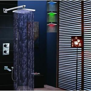 LED / Thermostatic / Rain Shower / Handshower