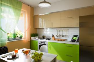Paint Top And Bottom Cabinets Different Colors