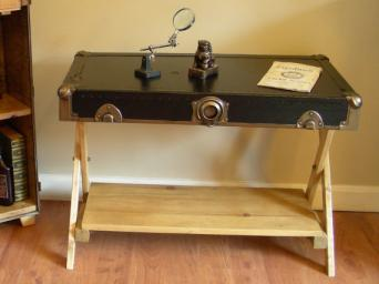 Trunk Lid Coffee Table, End Table