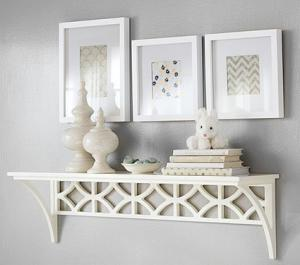 Decorator Single Shelf
