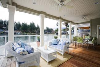country lake house interior design - Lake House Interior Design Ideas