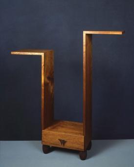 Tasmanian Blackwood display stand