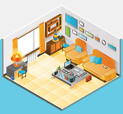 . Virtual Home Decorator