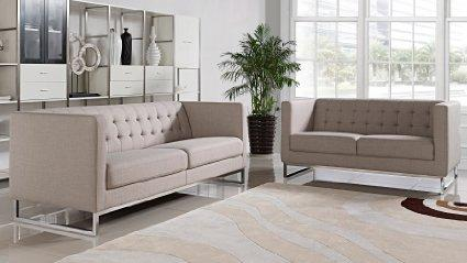 Alpha 3+2 Sofa Set