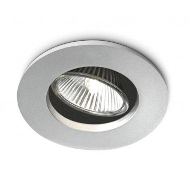 round swivel recessed light