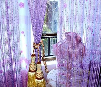Bohemian Bead Curtain