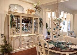 Using The Top Of China Cabinet