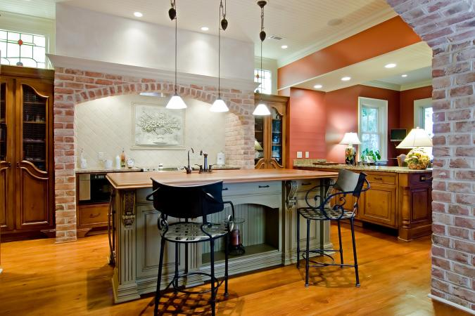 Tuscan Interior Paint Colors: Tuscan Kitchen Colors And Paint Techniques