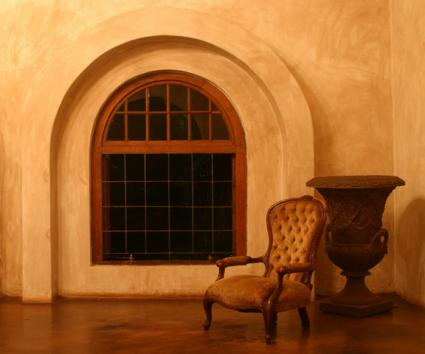 old world style room