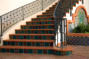 Spanish/Moorish tiles by RTK Studios