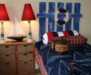 nautical child bedroom