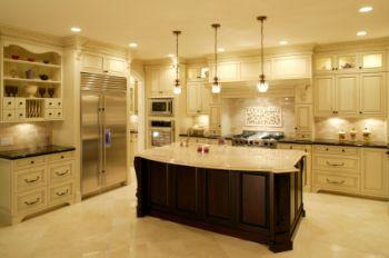 A modern kitchen increases the value of your home.