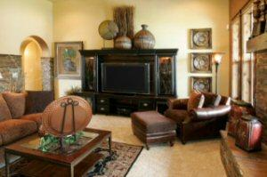 There are no design limitations for modular home interiors.