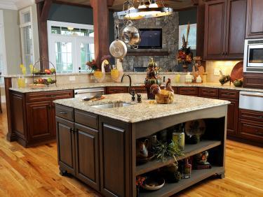 Ideas  Kitchen Islands on Custom Kitchen Islands Ideas   Kitchen Designs   Kitchen Design