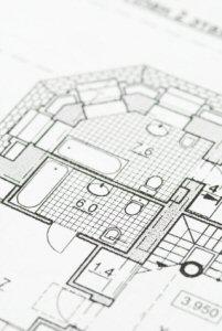 House plans sunken living room