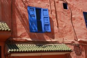 source - Moroccan Red Paint