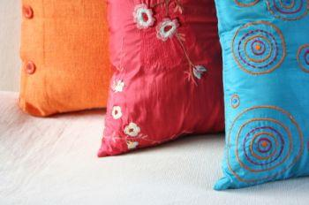 You can decorate any pillow.