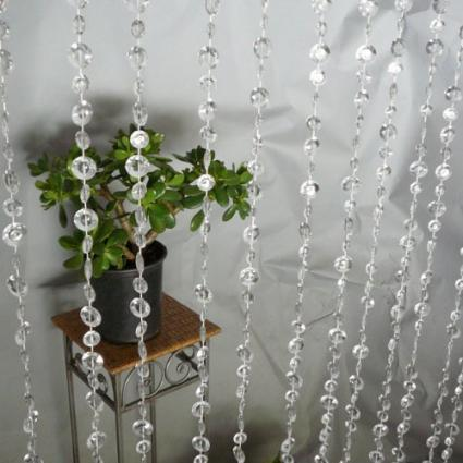 Bamboo Beaded Doorway Curtains - Fragrance Oils, Body Oils