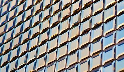 beveled mirror tiles