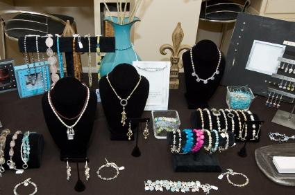 How to Sell Jewelry From Your Home | eHow.com