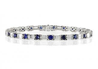 The Natural Sapphire Company Sapphire Bracelet