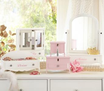 Mill Valley Jewelry Boxes from Pottery Barn Kids