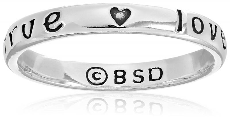 Bob Siemon True Love Waits Ring