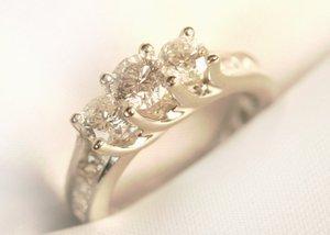 Cubic Zirconia Rings