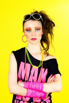 80s Fashion Trends For Teenagers s Fashion Jewelry