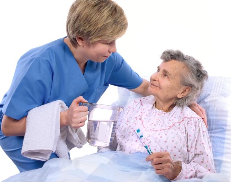 Nursing home employment slideshow