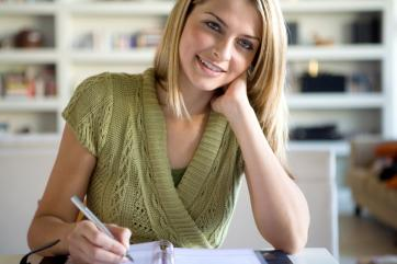 What occupations are available as a writer?