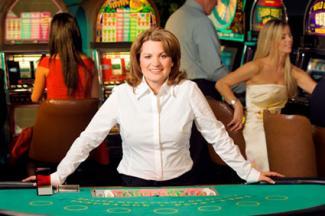 Dealer in Las Vegas