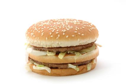 Many teens work in fast food restaurants