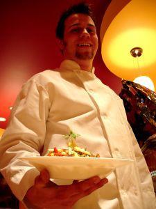 fine dining chef