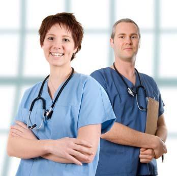 Many nursing specialties are in demand.