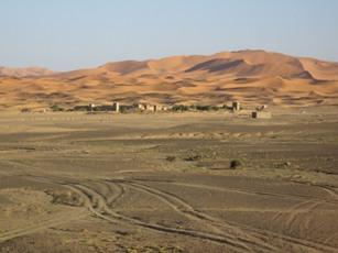 Iraq harsh terrain
