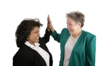 Older workers can achieve job search success.